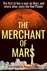 The Merchant of Mars - screenplay